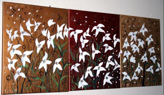 Art: SENSITIVE PLANTS by Artist LUIZA VIZOLI