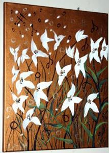 Detail Image for art SENSITIVE PLANTS