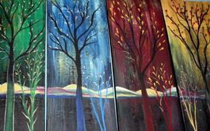 Detail Image for art FOUR SEASONS in EDEN