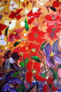 Detail Image for art FLOWERS IN THE WIND