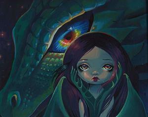 Detail Image for art Night Child
