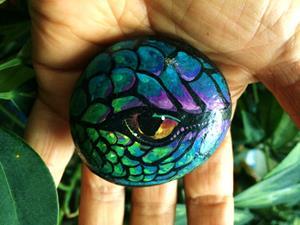Detail Image for art Eye Of The Dragon