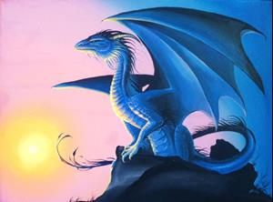 Detail Image for art Waiting Dragon