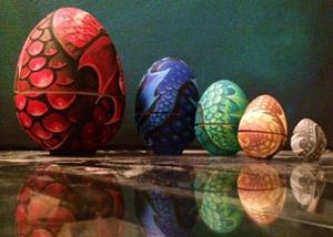 Detail Image for art Dragon Eggs