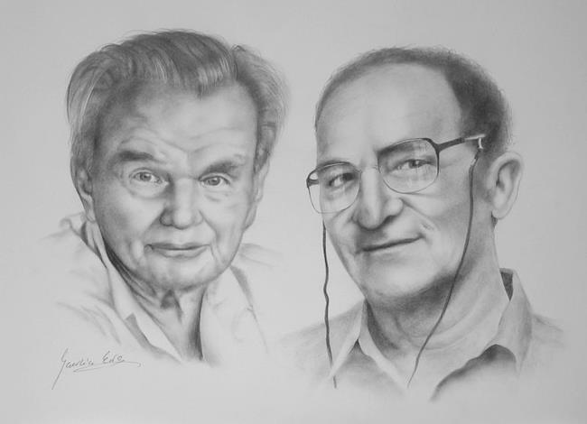 Art: The Portrait by Artist Ewa Kienko Gawlik