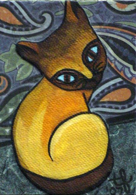 Art: Orange Crush by Artist Tina Marie Ferguson