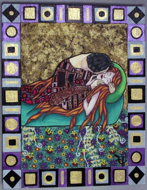 Art: Sleeping Beauty by Artist Tina Marie Ferguson