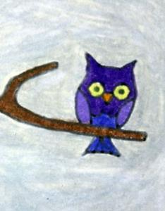 Detail Image for art DALI OWL