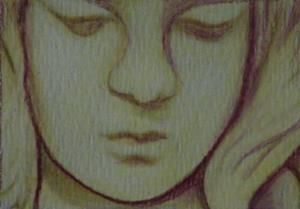 Detail Image for art The Faces of Dusk and Dawn