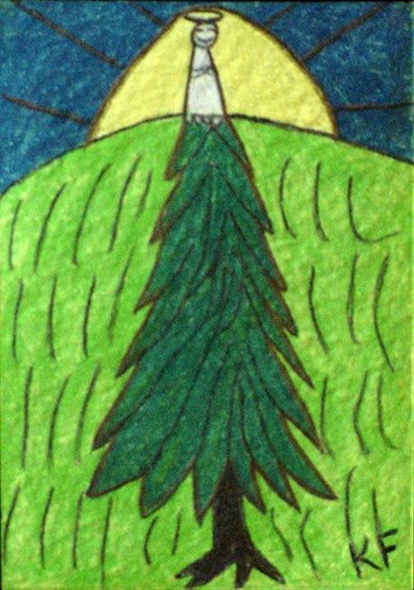 Art: Christmas  by Artist Tina Marie Ferguson