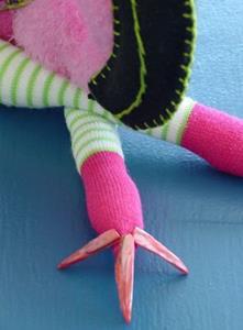Detail Image for art Wild Flamingo