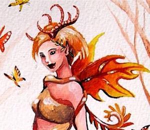 Detail Image for art Forest Spirit