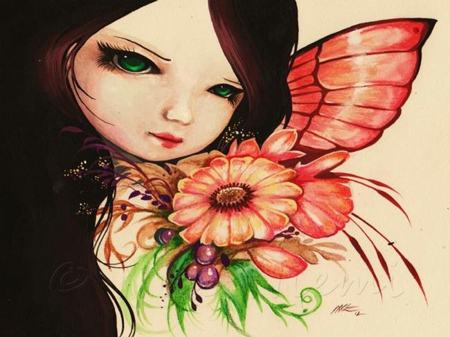 Art: Spring by Artist Nico Niemi