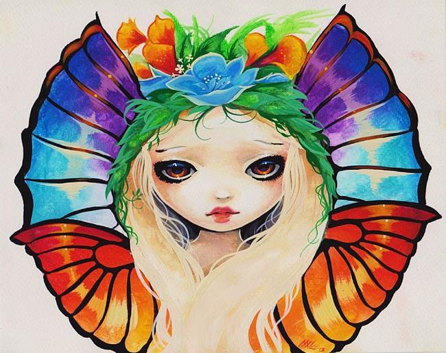 Art: Wings of Summer by Artist Nico Niemi