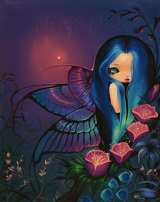 Art: Missing You by Artist Nico Niemi