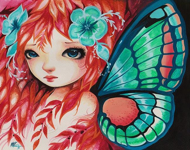 Art: Windi Fae by Artist Nico Niemi