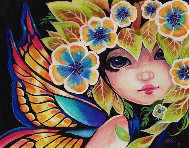 Art: Fae LaDaria by Artist Nico Niemi