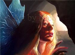 Art: Nicolumi by Artist Nico Niemi