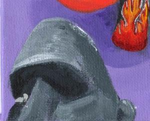Detail Image for art MY Little Nightmare