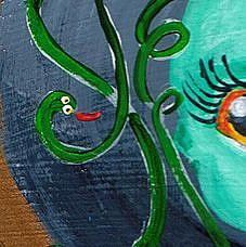 Detail Image for art Medusa's baby Picture