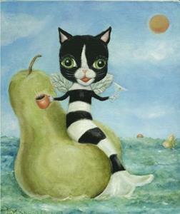 Detail Image for art Drunken Prissy