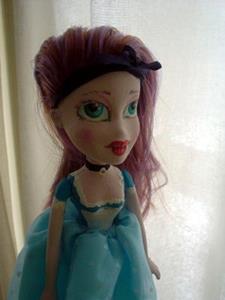 Detail Image for art Alice IN Wonderland