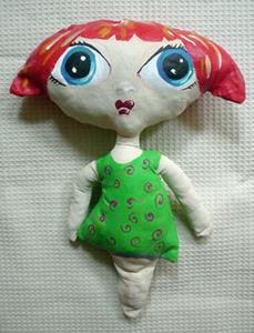 Detail Image for art La Enfante terrible