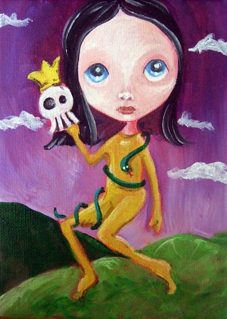 Art: RIP Weena by Artist Noelle Hunt