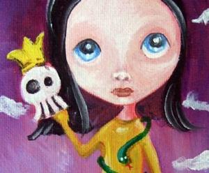 Detail Image for art RIP Weena