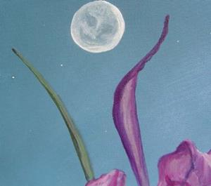 Detail Image for art Iris Moon