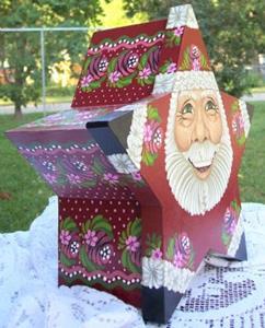 Detail Image for art Santa Star Box lg