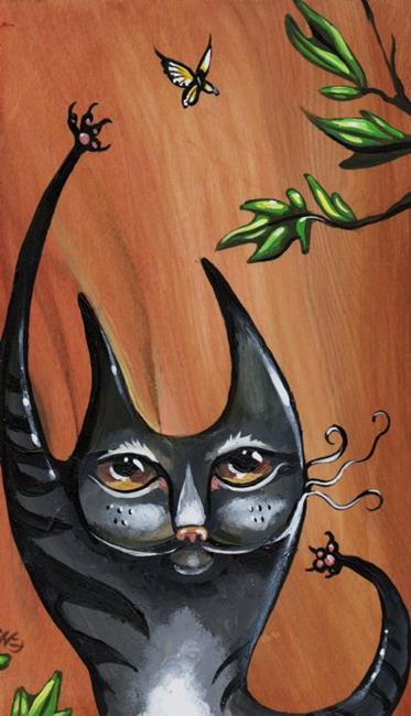 Art: Butterfly by Artist Nico Niemi