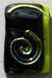 Art: Spiral pendant2 by Artist Deborah Sprague