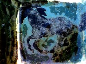 Detail Image for art Running FREE dish