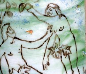 Detail Image for art Adam And Eve