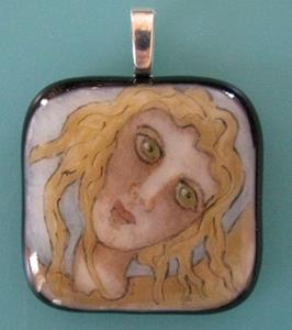 Detail Image for art Bottecelli's Angel