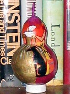 Detail Image for art Gourd II