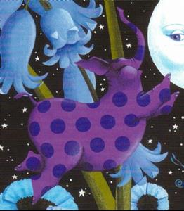 Detail Image for art SPUNKY THE SPOTTED ELEPHANT