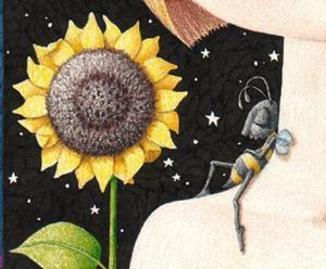 Detail Image for art BEE A PAL