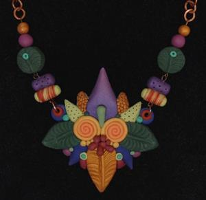 Detail Image for art TROPICAL NECKLACE