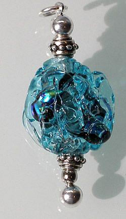 Art: Aqua Dream by Artist Deborah Sprague