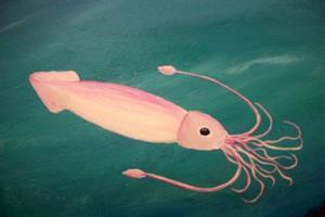 Detail Image for art GIANT SQUID
