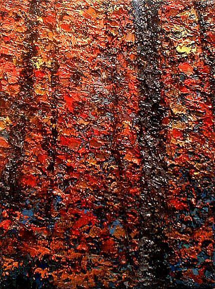 Art: Ablaze by Artist Aja