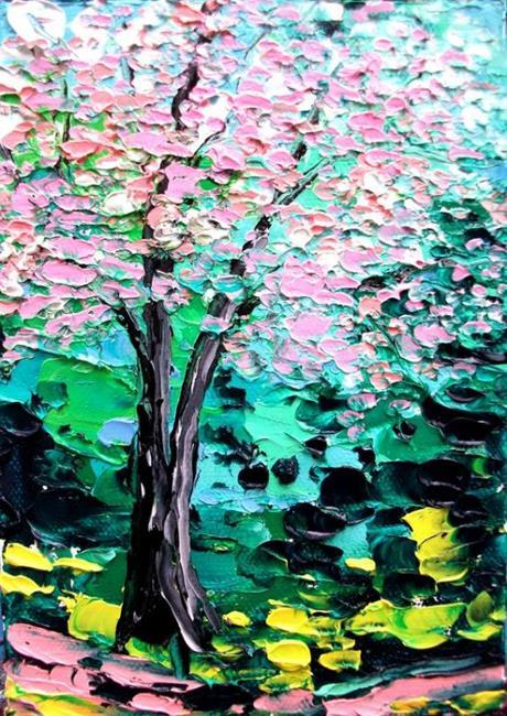 Art: Story of the Tree Act XXXVI by Artist Aja