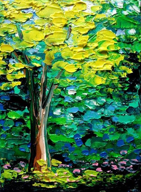Art: Story of the Tree Act XXVI by Artist Aja