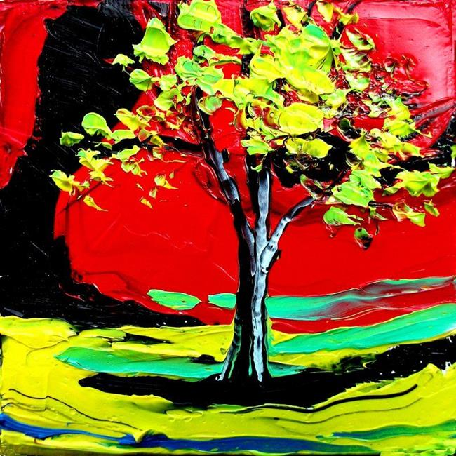 Art: Story of the Tree Act XXXV by Artist Aja