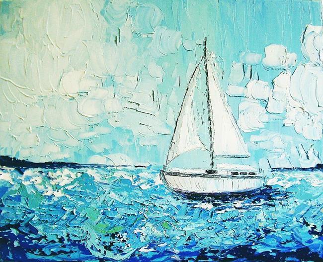 Art: Bliss by Artist Aja