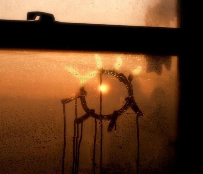 Art: Good Morning Sunshine by Artist Lisa Miller