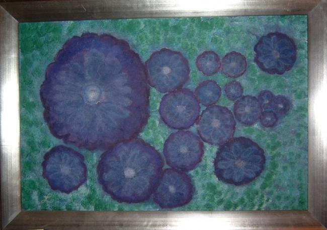 Art: they look like jelly fish by Artist Lisa Miller