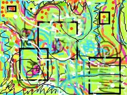 Art: box by Artist zeuxis ~ LA Hollins ~z